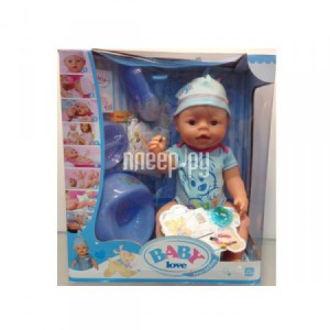 Купить Кукла Baby love B1468395