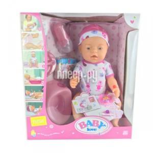 Купить Кукла Baby love 1607O212