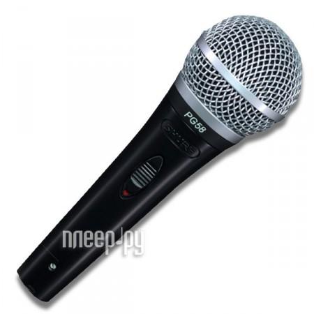 Микрофон SHURE PG58-XLR  Pleer.ru  2281.000