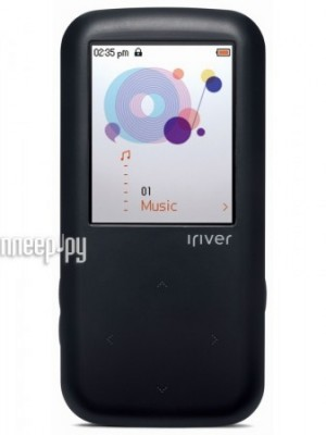 ����� iRiver E40 - 8Gb Dark Grey