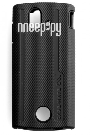 Аксессуар Чехол SonyEricsson Xperia Ray Case Mate Tough CM016817 Black  Pleer.ru  1486.000