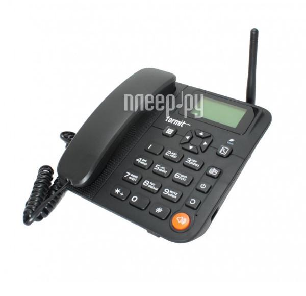 Телефон Termit FixPhone v2  Pleer.ru  2160.000