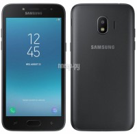 Сотовый телефон Samsung SM-J250F/DS Galaxy J2 2018 Black