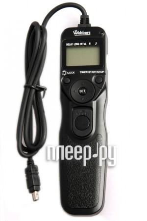 Пульт ДУ Webbers RC-TRC3 for Canon - пульт дистанционного управления  Pleer.ru  2161.000