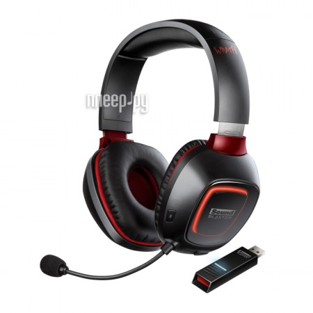 Гарнитура Creative Sound Blaster Tactic 3D Wrath 70GH018000001  Pleer.ru  4641.000