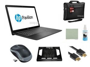 Ноутбук HP Pavilion Power 15-cb006ur 1ZA80EA Выгодный набор + подарок серт. 200Р!!!