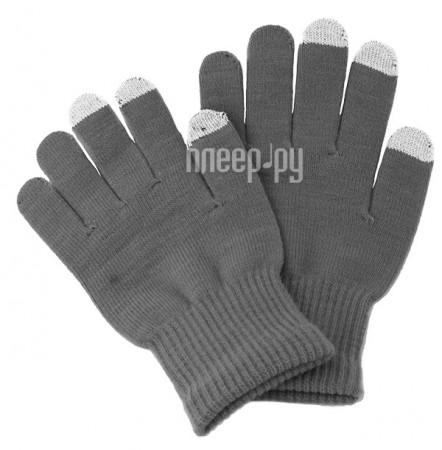 Теплые перчатки iGlover Classic Grey  Pleer.ru  699.000