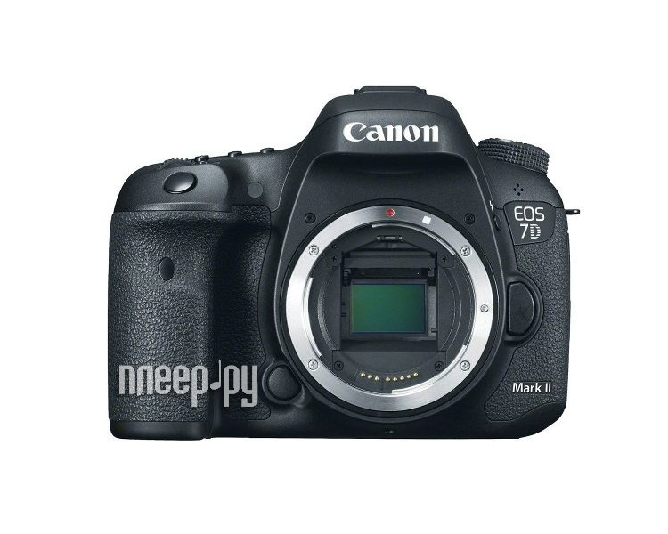 Фотоаппарат Canon EOS 7D Mark II Body*