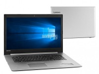 Lenovo 320-17AST 80XW002WRK (AMD A6-9220 2.5 GHz/4096Mb/500Gb/DVD-RW/AMD Radeon 520/Wi-Fi/Cam/17.3/1600x900/Windows 10 64-bit)