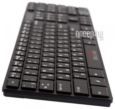 Клавиатура Oklick 555 S Black USB  Pleer.ru  456.000