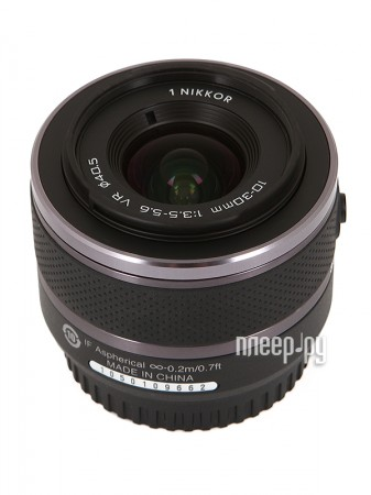 Объектив Nikon 10-30mm f/3.5-5.6 VR Nikkor 1  Pleer.ru  4555.000