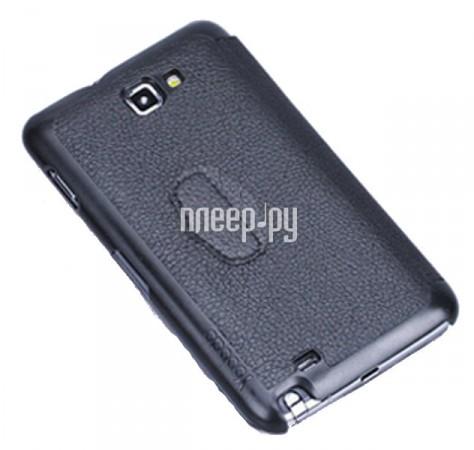 Аксессуар Чехол Samsung GT-i9220 Galaxy Note Yoobao Protective Black  Pleer.ru  269.000