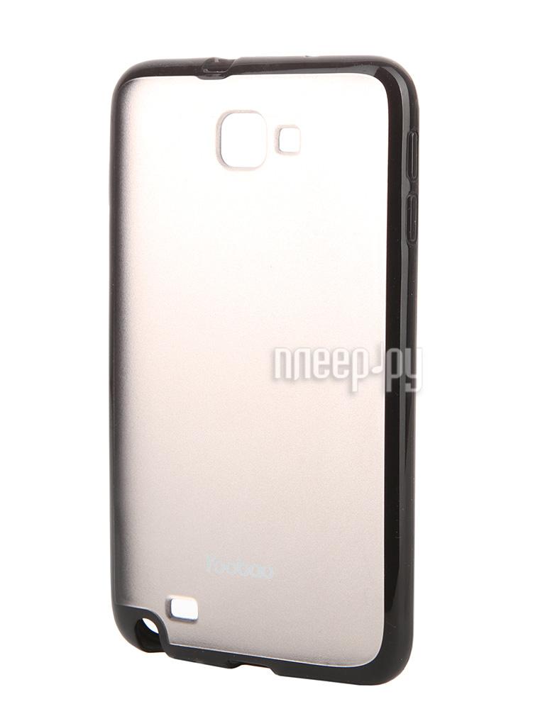 Аксессуар Чехол Samsung GT-i9220 Galaxy Note Yoobao Executive Black  Pleer.ru  899.000