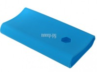 Аксессуар Чехол Xiaomi Silicone Case for Power Bank 2C 20000mAh Blue
