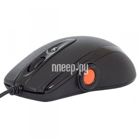 Мышь A4Tech XL-755BK Black 82262 USB