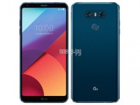 LG H870DS G6 64Gb Moroccan Blue