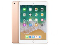 Планшет APPLE iPad 2018 Wi-Fi 32Gb Gold MRJN2RU/A