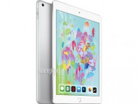 Планшет APPLE iPad 2018 Wi-Fi 32Gb Silver MR7G2RU/A