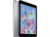 Планшет APPLE iPad 2018 Wi-Fi 128Gb Space Grey MR7J2RU/A