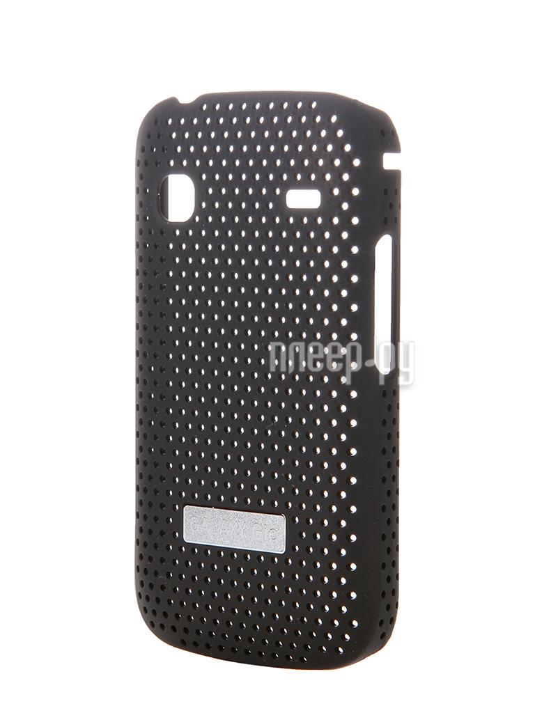 Аксессуар Чехол Samsung GT-S5660 Galaxy Gio Anymode Cool Case ACS-S460BK  Pleer.ru  229.000