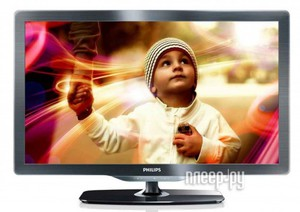 Philips 32PFL6606H/60 Silver