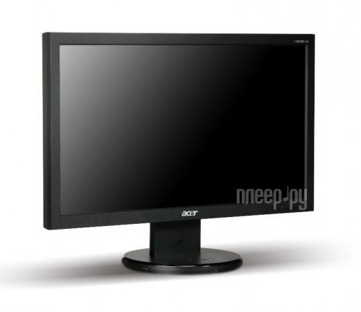 Монитор Acer V223HQVB Black