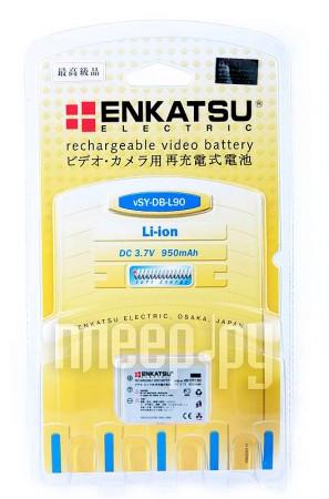 Аккумулятор Enkatsu vSY DB-L90  Pleer.ru  275.000