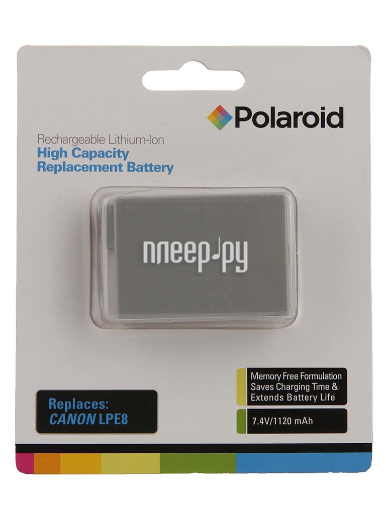 Аккумулятор Polaroid LP-E8  Pleer.ru  1246.000