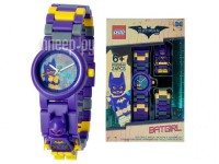 Часы бинарные Lego Batman Movie Batgirl 8020844
