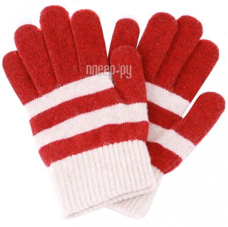 Теплые перчатки для сенсорных дисплеев iGlover Premium S Red-Biege
