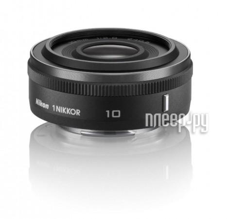 Объектив Nikon 10mm f/2.8 Nikkor 1  Pleer.ru  4844.000