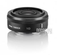 Nikon Nikkor 10 mm F/2.8 for Nikon 1 Black (�������� Nikon)