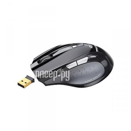 Мышь беспроводная Intro MW107G Wireless Gaming Basic Black  Pleer.ru  432.000