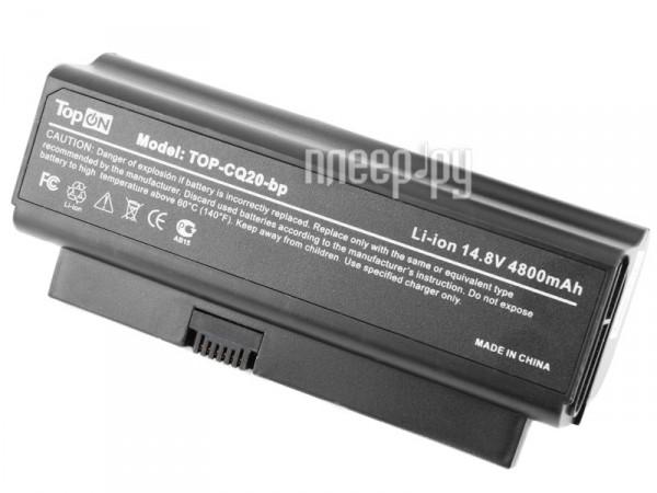 Аккумулятор TopON TOP-CQ20-bp 4800mAh for HP Compaq 2230s / Presario CQ20  Pleer.ru  2149.000