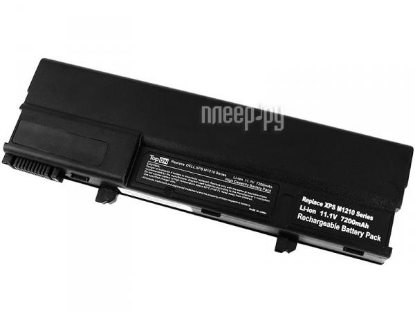 Аккумулятор TopON TOP-M1210H 7200mAh – усиленный! for Dell XPS M1210 Series  Pleer.ru  1950.000