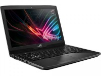 ASUS GL503GE-EN068T Black 90NR0082-M00910 (Intel Core i7-8750H 2.2 GHz/16384Mb/1000Gb+128Gb SSD/nVidia GeForce GTX 1050 Ti 4096Mb/Wi-Fi/Bluetooth/Cam/15.6/1920x1080/Windows 10 Home 64-bit)
