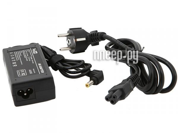 Блок питания TopON TOP-AC02 19V 65W for ASUS A6 / F2 / F3 / W5 / U5 / Lenovo / Acer Aspire / Ferrari  Pleer.ru  517.000