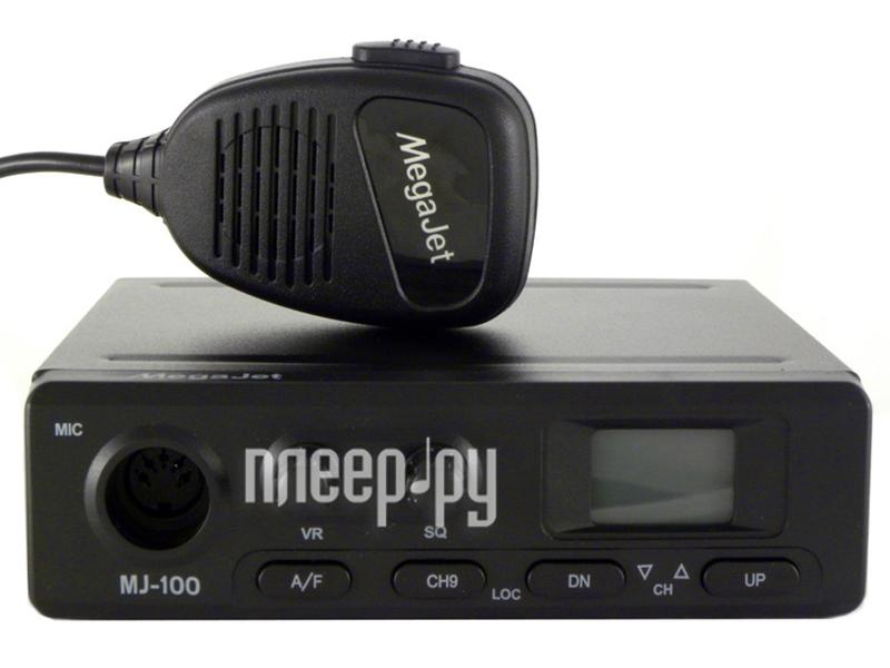 Рация Megajet MJ-100