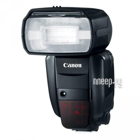Вспышка Canon Speedlite 600EX-RT  Pleer.ru  22988.000