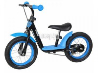 Беговел Moby Kids KidRun 12 Blue-Black 641169