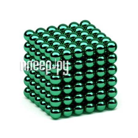 Магниты NeoCube Альфа 216 5mm Green  Pleer.ru  658.000