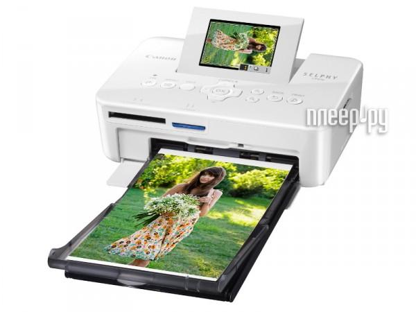 Принтер Canon Selphy CP810  Pleer.ru  2468.000