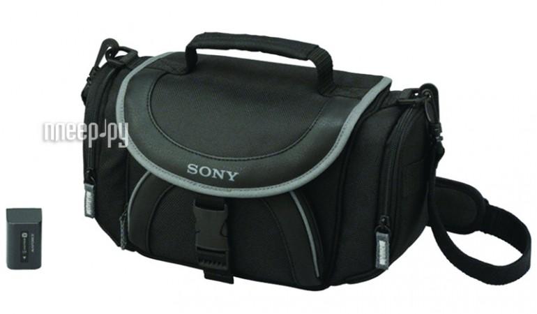 Сумка Sony ACC-FV70 - набор сумка LCS-X30, аккумулятор NP-FV70  Pleer.ru  2998.000