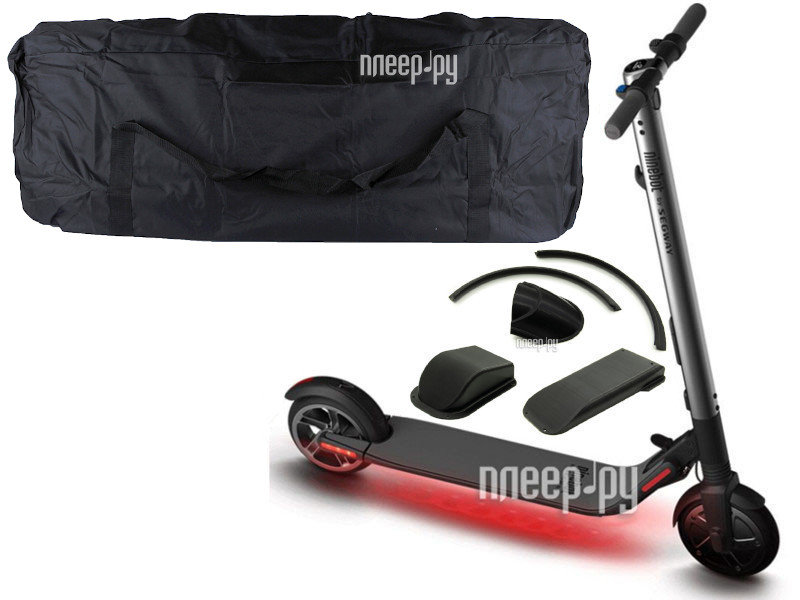Электросамокат Ninebot By Segway KickScooter ES2 Выгодный набор + подарок серт. 200Р. [Перейти в каталог этих товаров]