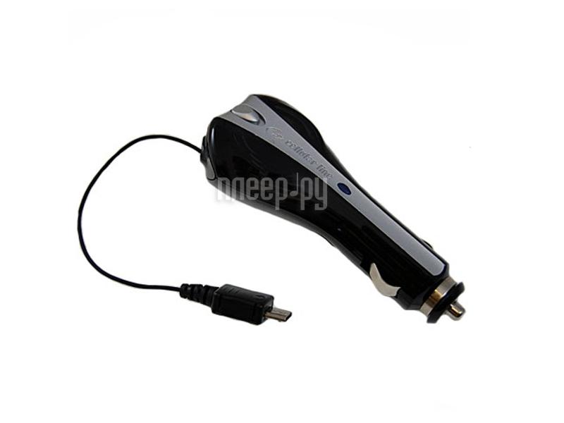 Зарядное устройство Зарядное устройство автомобильное microUSB Cellular Line Roller Car Charger Plus CBRARMICROUSB1  Pleer.ru  804.000