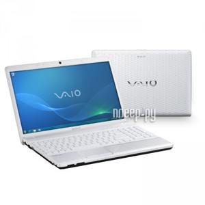 ������� Sony Vaio VPC-EH3F1R/W White (Pentium B960 2.2 Ghz/4096Mb/320Gb/DVD-RW/Intel HD Graphics 3000/Wi-Fi/Bluetooth/Cam/15.5/1366x768/Win 7 Home Basic 64bit)