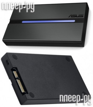 Жесткий диск ASUS PN250 500Gb 2.5 Black 90-XB1R00HD00030