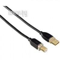 ��������� Hama USB A-B (m-m) 1.8 m Black 46771