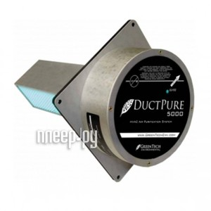 GreenTech DuctPure