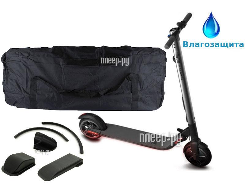 Электросамокат Ninebot By Segway KickScooter ES2 Влагозащита Выгодный набор + подарок серт. 200Р. [Перейти в каталог этих товаров]